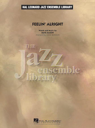 Product Cover for Feelin' Alright