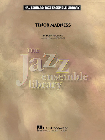 Product Cover for Tenor Madness