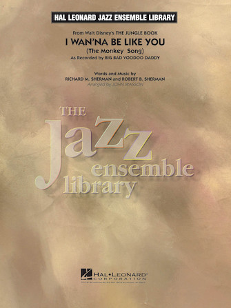 Product Cover for I Wan'na Be Like You (from The Jungle Book)