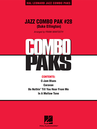 Product Cover for Jazz Combo Pak #28 (Duke Ellington)
