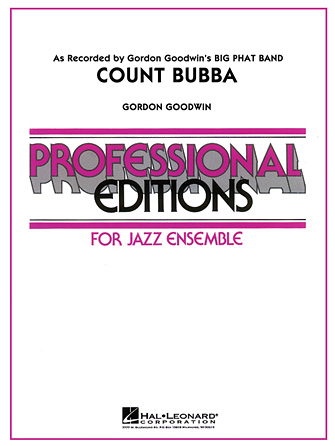Product Cover for Count Bubba