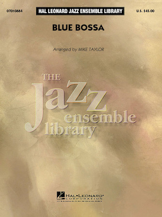Product Cover for Blue Bossa