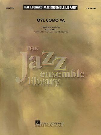 Product Cover for Oye Como Va