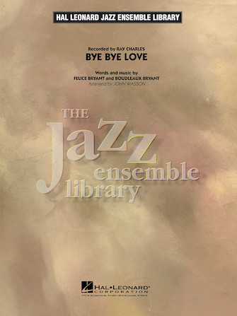 Product Cover for Bye Bye Love