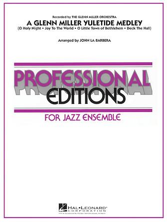 Product Cover for A Glenn Miller Yuletide Medley