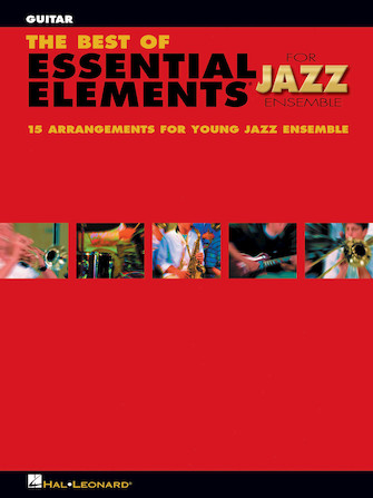 Product Cover for The Best of Essential Elements for Jazz Ensemble