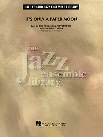 Product Cover for It's Only a Paper Moon