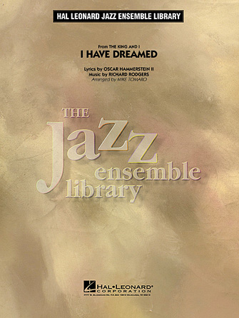 Product Cover for I Have Dreamed