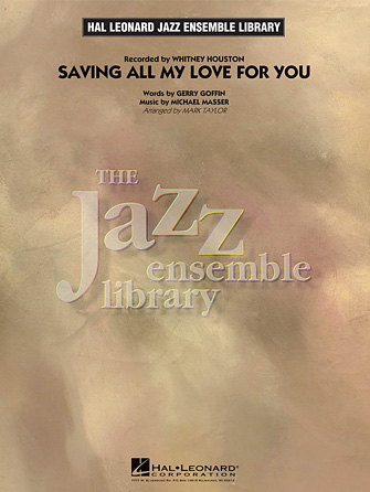 Product Cover for Saving All My Love for You