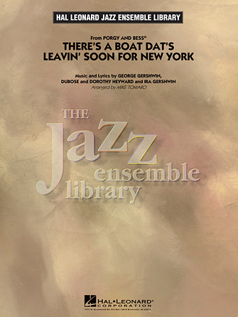 Product Cover for There's a Boat Dat's Leavin' Soon for New York from Porgy and Bess