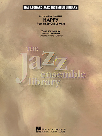 Product Cover for Happy (from Despicable Me 2)