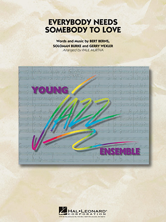 Product Cover for Everybody Needs Somebody to Love