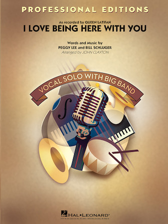 Product Cover for I Love Being Here with You (Key: Db)