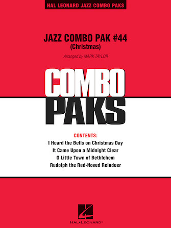 Product Cover for Jazz Combo Pak #44 (Christmas)