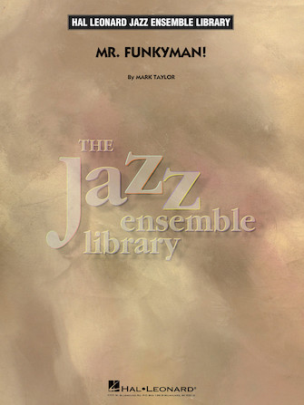 Product Cover for Mr. Funkyman!