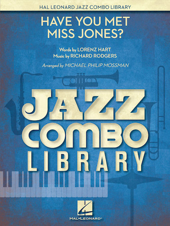 Product Cover for Have You Met Miss Jones?