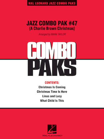 Product Cover for Jazz Combo Pak #47 (Charlie Brown Christmas)