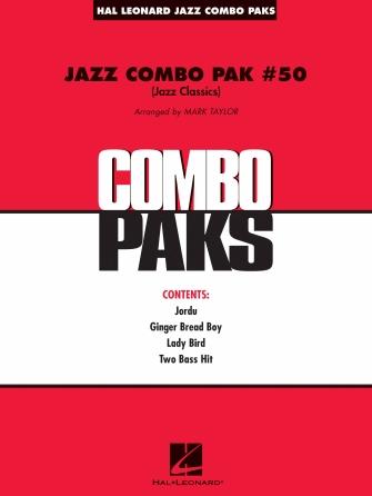 Jazz Combo Pak #50 (Jazz Classics)