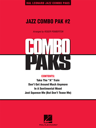 Product Cover for Jazz Combo Pak #2