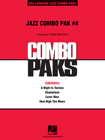 Product Cover for Jazz Combo Pak #4