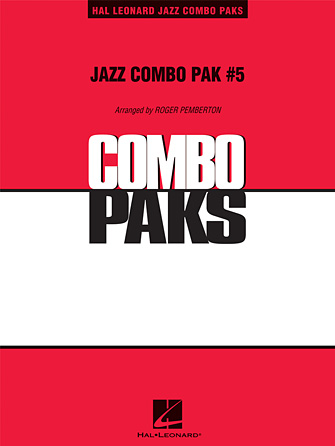Product Cover for Jazz Combo Pak #5