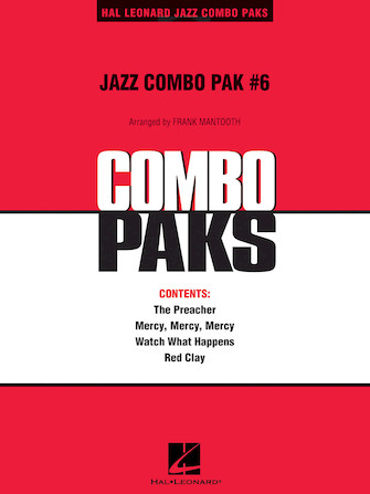 Product Cover for Jazz Combo Pak #6