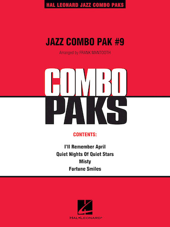 Product Cover for Jazz Combo Pak #9