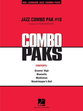 Product Cover for Jazz Combo Pak #10