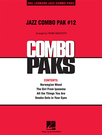 Product Cover for Jazz Combo Pak #12