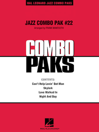 Product Cover for Jazz Combo Pak #22