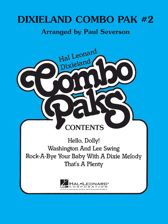 Product Cover for Dixieland Combo Pak 2
