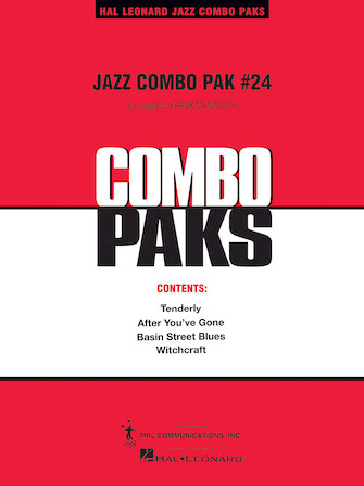 Product Cover for Jazz Combo Pak #24