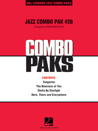 Product Cover for Jazz Combo Pak #26