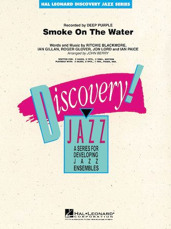 Product Cover for Smoke on the Water