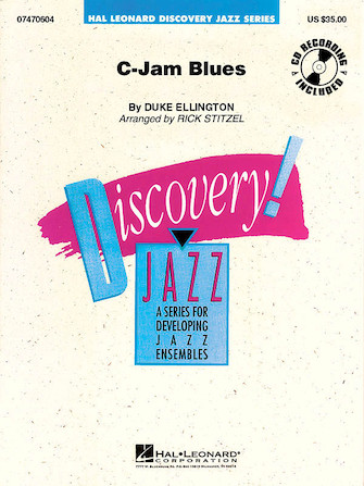 Product Cover for C-Jam Blues