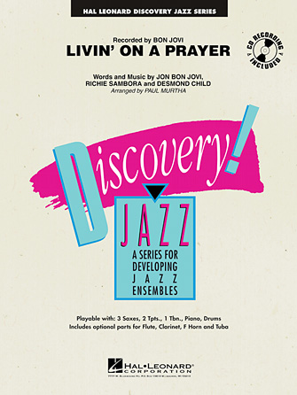 Product Cover for Livin' on a Prayer