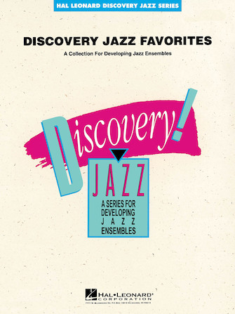 Product Cover for Discovery Jazz Favorites – Drums