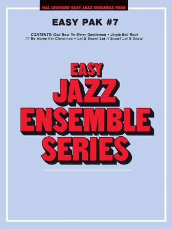 Product Cover for Easy Jazz Ensemble Pak 7