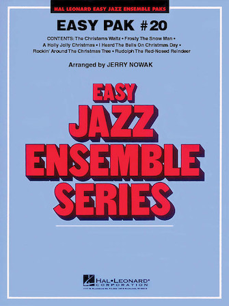 Product Cover for Easy Jazz Ensemble Pak 20