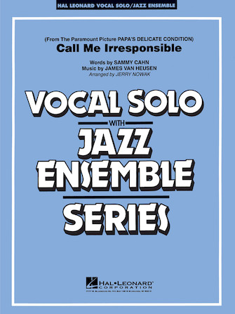 Product Cover for Call Me Irresponsible