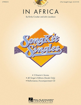 Product Cover for In Africa (SongKit Single)
