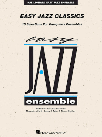 Product Cover for Easy Jazz Classics – Piano