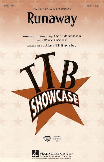 Runaway : TBB : Alan Billingsley : Del Shannon, Max Crook  : Del Shannon : Songbook : 08201084 : 073999010848
