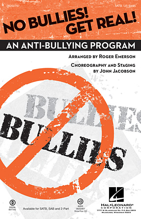 Product Cover for No Bullies! Get Real!