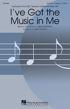 Product Cover for I've Got the Music in Me