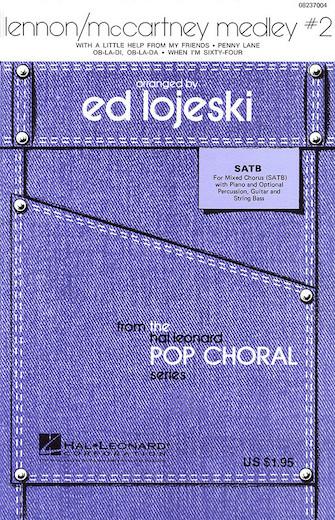 Product Cover for Lennon/McCartney Medley #2