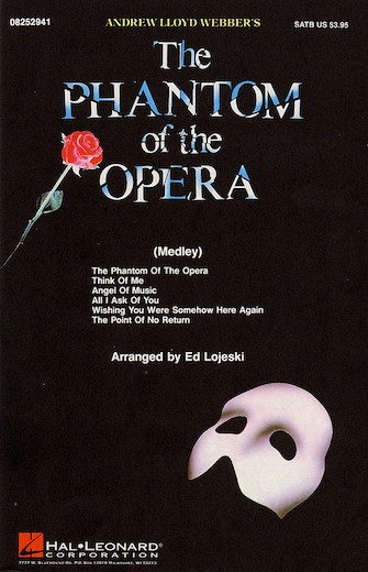 Product Cover for The Phantom of the Opera (Medley)