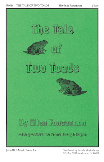 Product Cover for The Tale of Two Toads