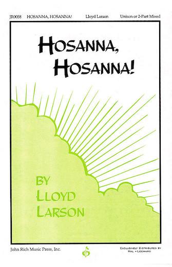 Product Cover for Hosanna, Hosanna!