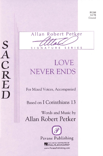 Product Cover for Love Never Ends
